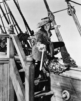 piratical / Errol Flynn